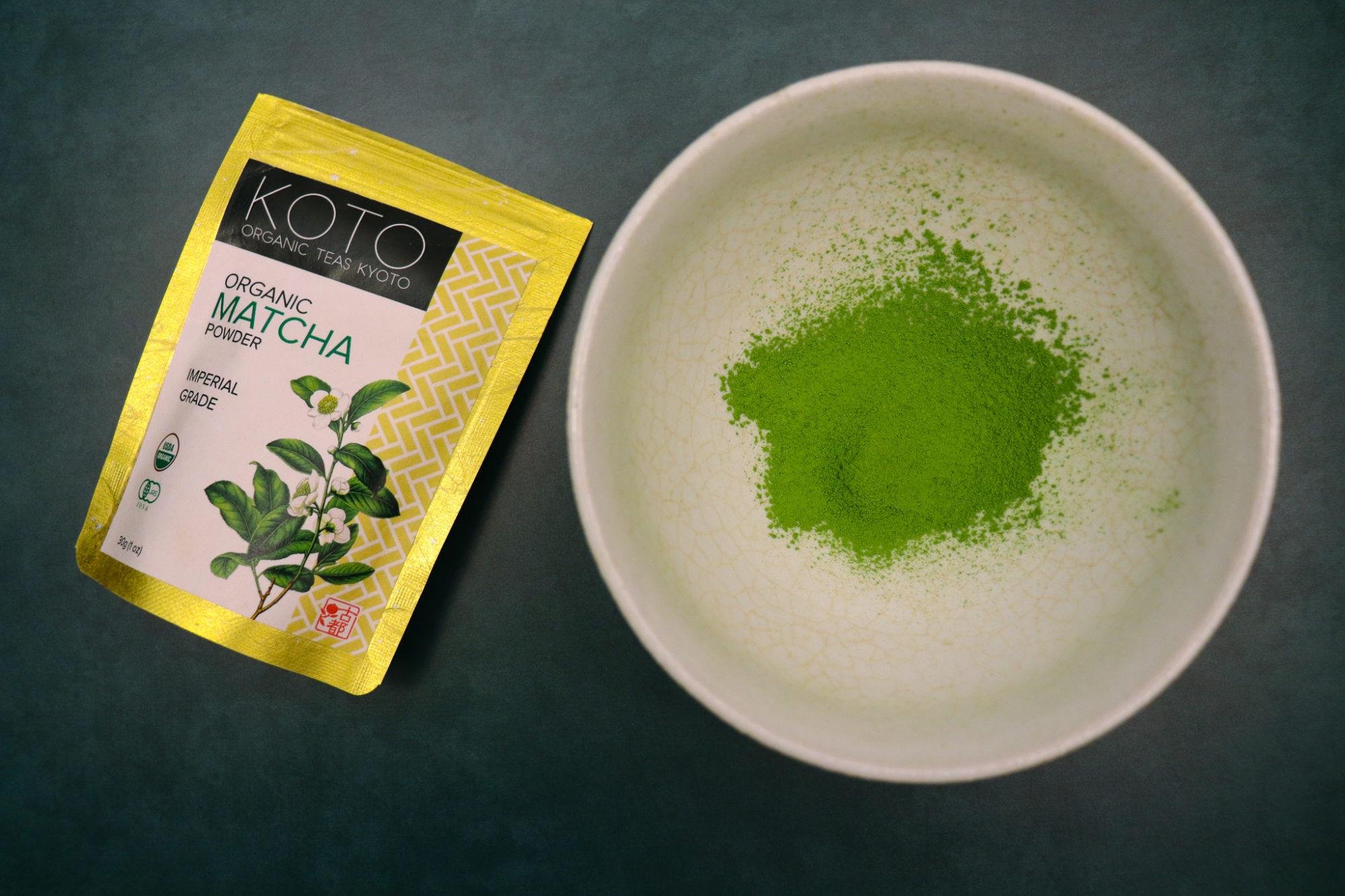 Koto Tea Organic Matcha – Imperial Grade