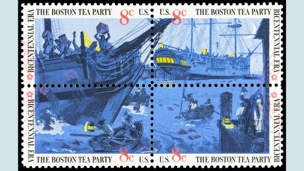 What Kind of Tea was Thrown Overboard at the Boston Tea Party?