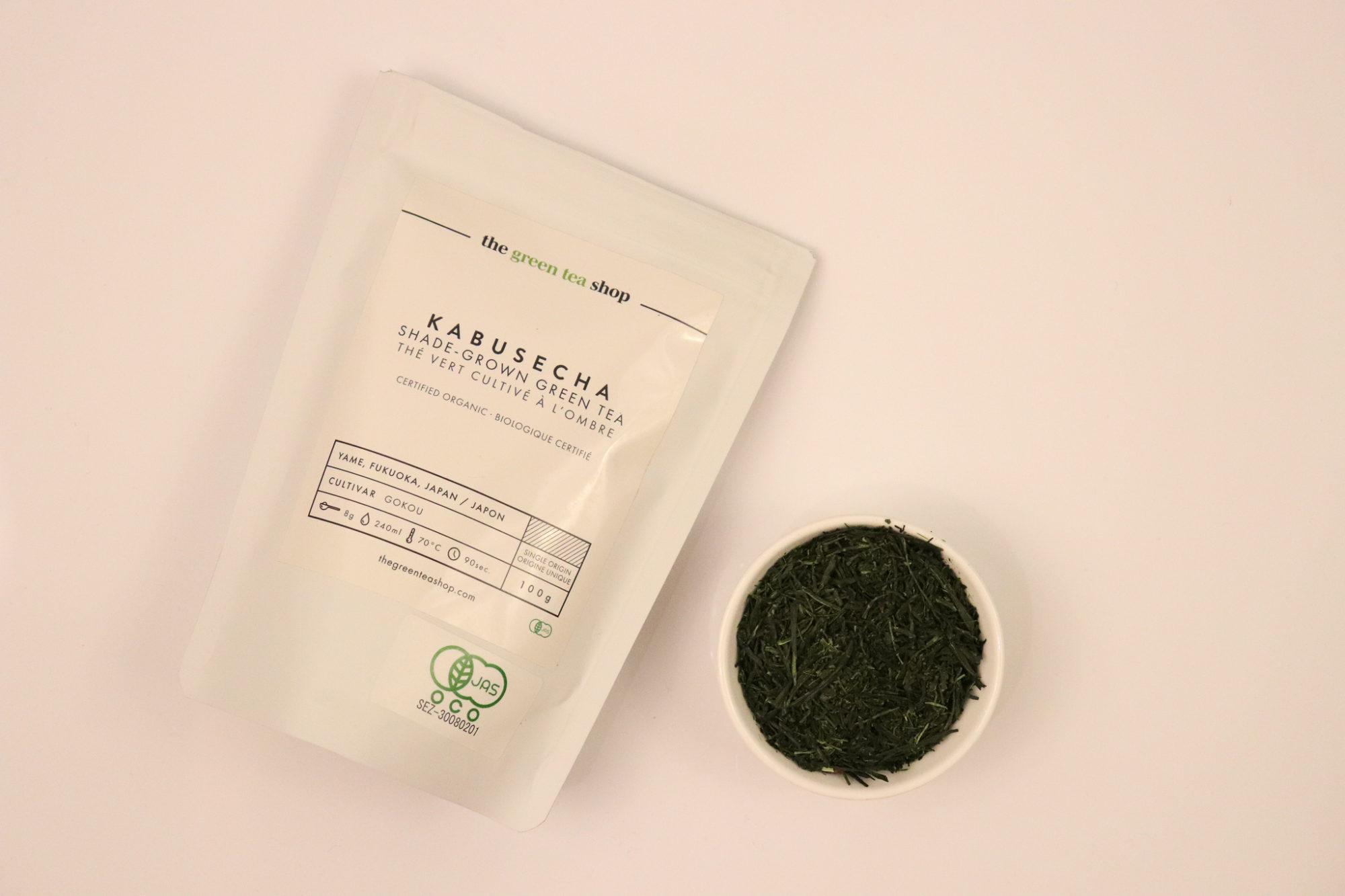 The Green Tea Shop Kabusecha – Gokou