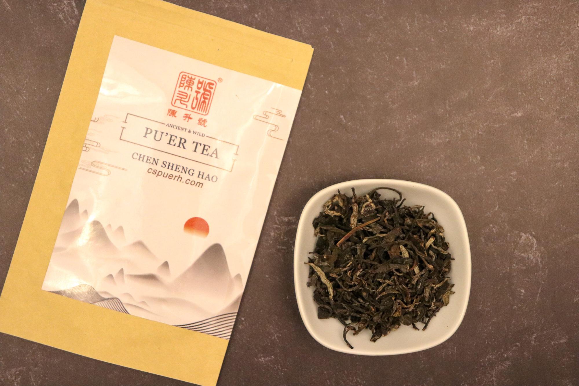 Chen Sheng Hao 2019 Yiwu Raw Puerh Tea