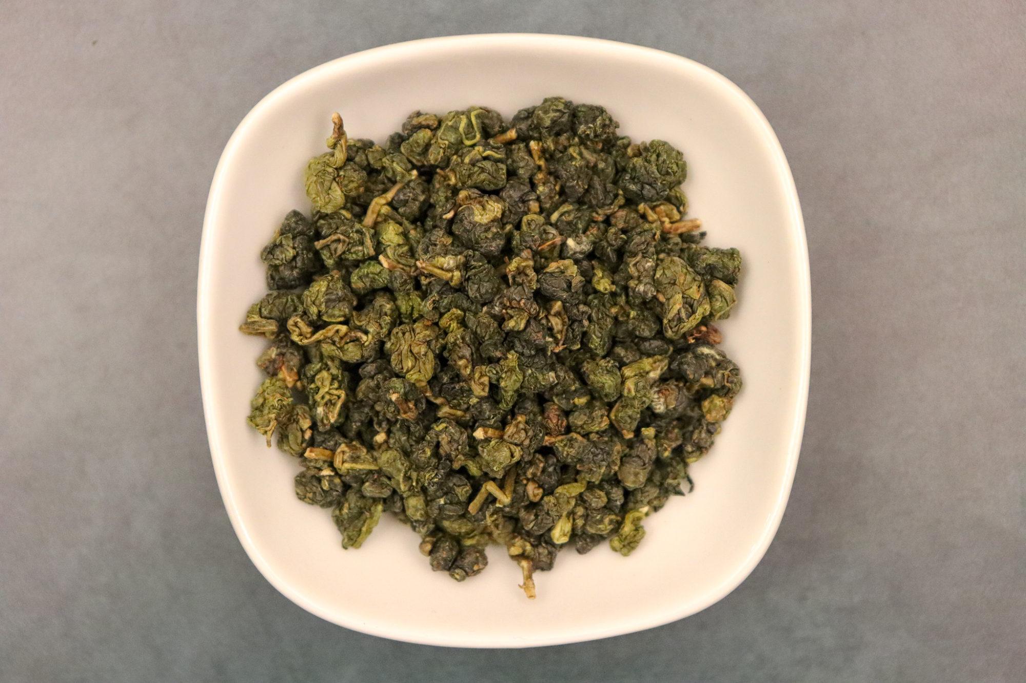 Eco-Cha Shan Lin Xi High Mountain Oolong Tea